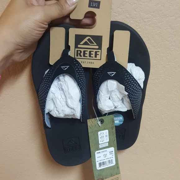 94fa3a0cfbd1 Reef Boys Grom Rover Sandals